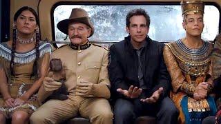 NIGHT AT THE MUSEUM 3 Trailer (Ben Stiller 2014)