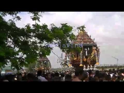 Selva Sannithi car festival 2013 - Ther Thiruvizha 2013