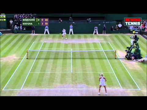 Petra Kvitova Wimbledon 2014 - souvenir