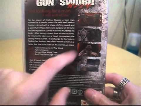 Lets Talk About Anime/Manga DVD'S Ep 16 Gun X Sword Volume 1 DVD Review