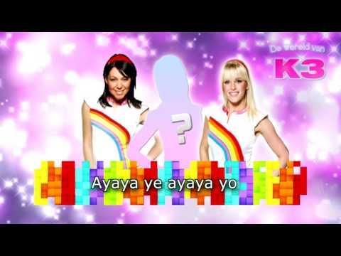 MaMaSé! Karaoke -  Zing met Josje en Kristel ~ De Wereld Van K3