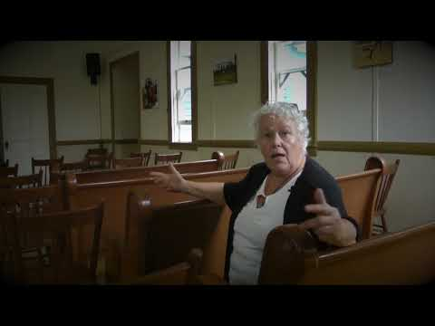 Ruth Lepage et la Chapelle du Pied du Lac