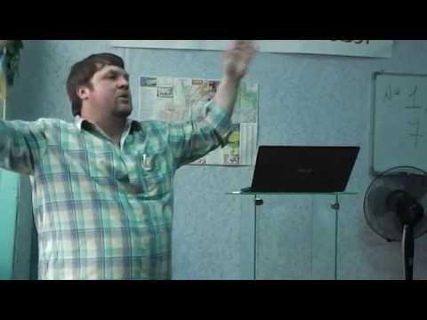 Сражение Иисуса и стратегия сатаны...проповедует Алексей Радчук