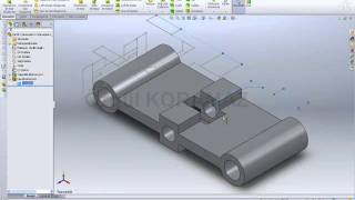 SolidWorks 2D to 3D