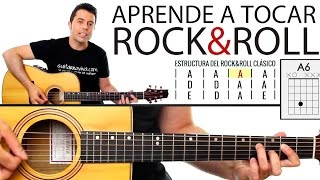 Guitarra: Aprende a tocar rock and roll