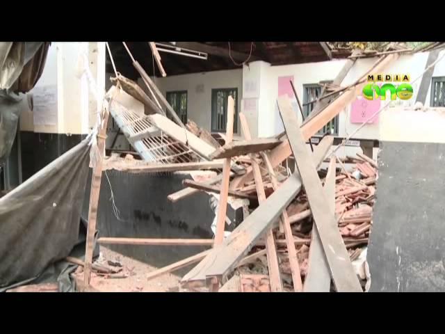Dismantle of Malapparambu A.U.P school;case against school manager