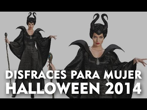 Disfraces de Halloween para Mujer 2014 - Fiesta de disfraces