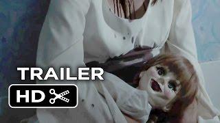 Annabelle Teaser TRAILER 1 (2014) Horror Movie HD