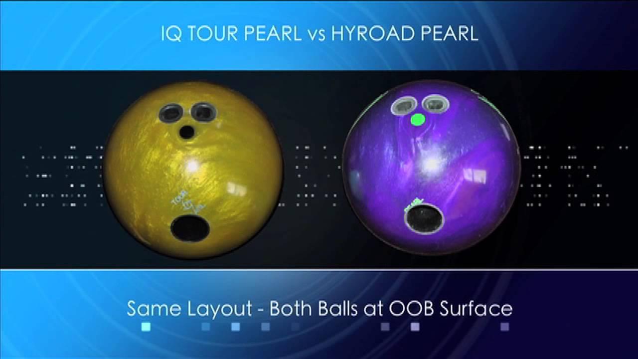 Iq Tour Pearl Vs Hy Road