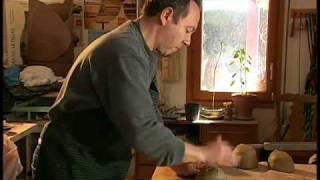 Proceso tradicional de producción cerámica