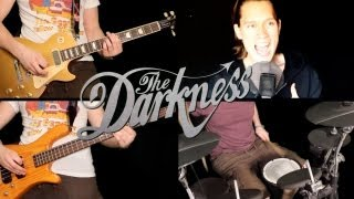 'I Believe In A Thing Called Love' by The Darkness - FULL BAND COVER by Karl Golden & Pellek