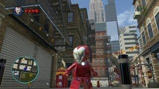 LEGO Marvel Super Heroes Unlocking Pepper Potts & Rescue