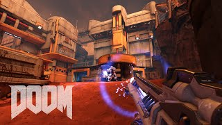 DOOM - Multiplayer Modes Revealed