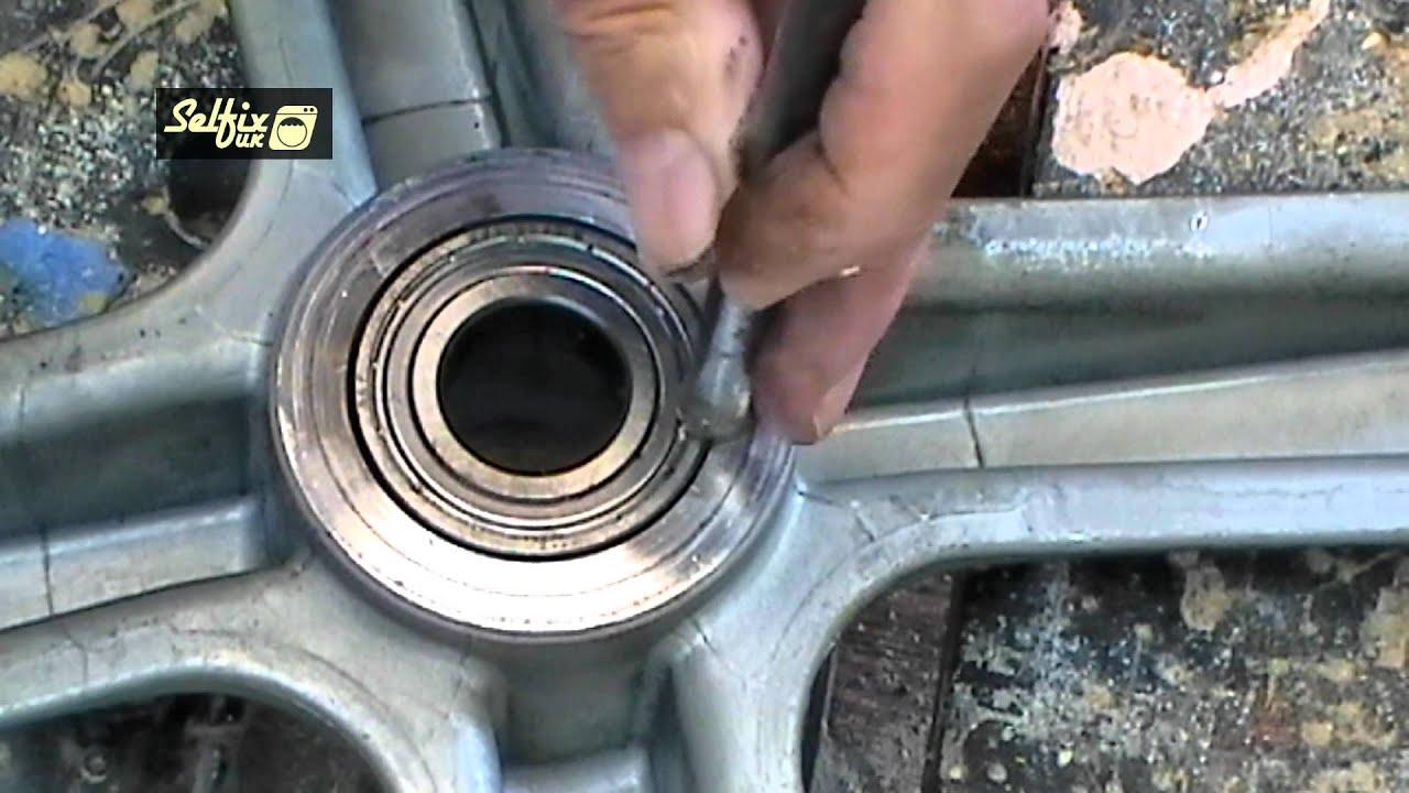 Подшипник для стиральной машины аристон маргарита 2000 своими руками