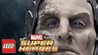 LEGO Marvel Superheroes: DLC THOR PACK MALEKITH Gameplay