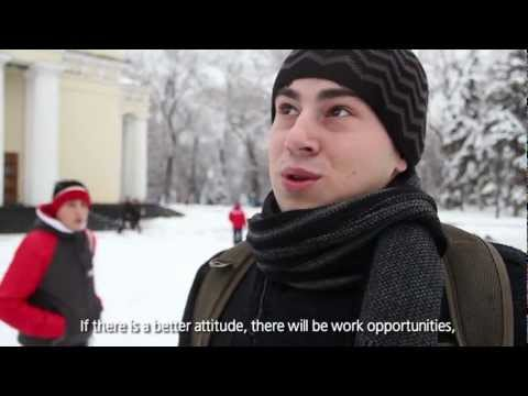 One Day on Earth 12.12.12 – UNDP Moldova