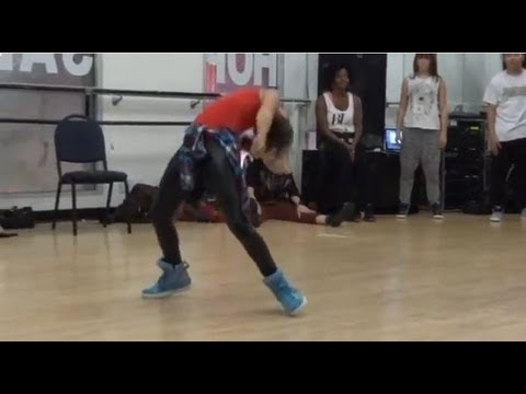 Justin Timberlake, Cry Me a River (Sierra Neudeck )(Choreography -- WillDaBeast)