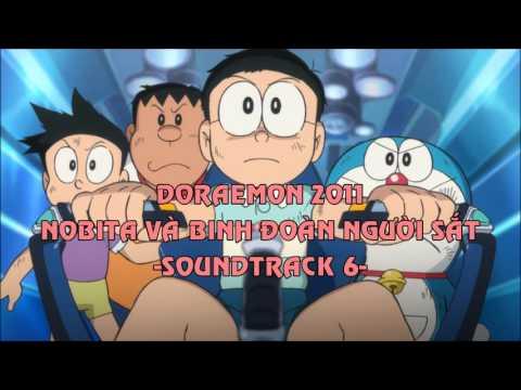 【Doraemon 2011】Nobita Và Binh Đoàn Người Sắt-Sad Soundtrack 6
