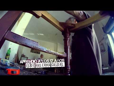 EPM – Camino al Barrio –Pablo Escobar- Ebanista