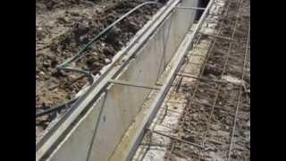 Altyapı inşaatı videosu