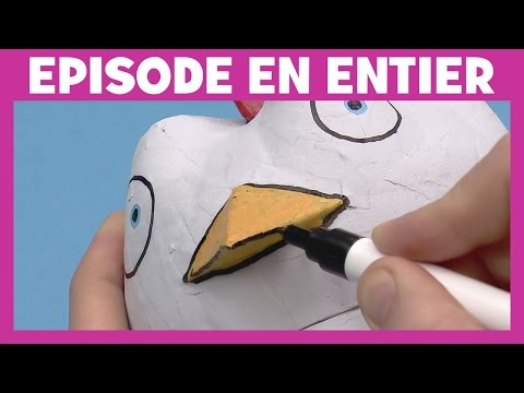 Art Attack - Le poulet russe - Sur Disney Junior - VF