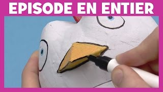 Bricolage poulet russe - Disney Junior