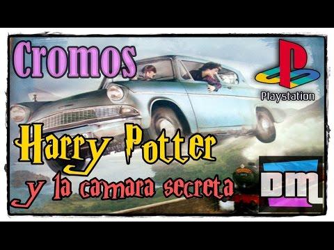 Harry Potter y la cámara secreta | Español | Todos los cromos de brujas y magos famosos