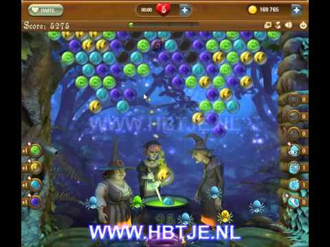 Bubble Witch Saga level 76