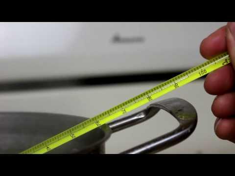 Mercury vs Alcohol Thermometers