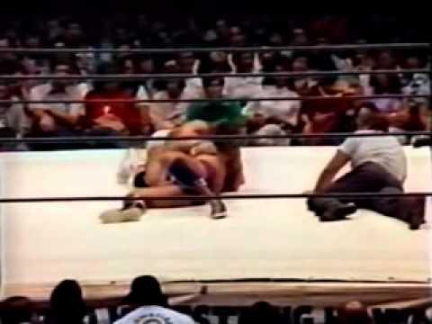 Ric Flair Vs Kerry Von Erich (Hawaii - 10-12-85) (NWA World Title) pt.2.wmv