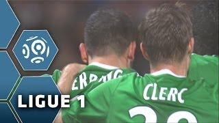 Goal Mevlut ERDING (28') - Olympique Lyonnais-AS Saint-Etienne (1-2) - 30/03/14 - (OL-ASSE)