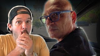 I CAN'T BELIEVE I SAID THIS TO HOWIE MANDEL!!