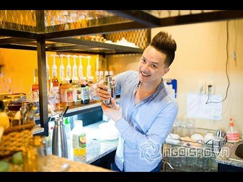 Cao Thái Sơn bỏ hát'' xông xáo'' đi làm phục vụ bàn