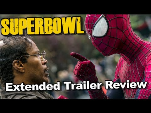 Trailer Review - The Amazing Spider-Man 2 Extended Superbowl Trailer