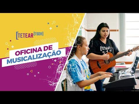 Oficina de Musicalização - Tetear Tech 2019- Vídeo 1