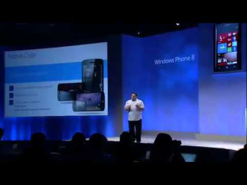 Microsoft Windows Phone 8 Summit Complete Video   Part 6 Developer Features