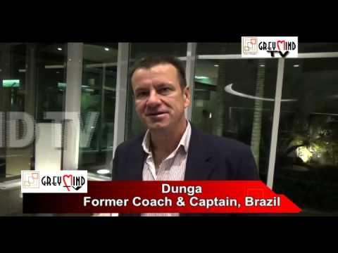 """Kolkata is still in my memories"", Says Brazilian legend Dunga"