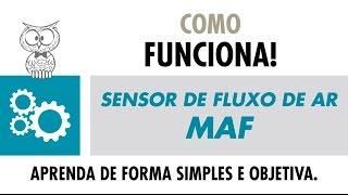 COMO FUNCIONA – Sensor de Fluxo de Ar (MAF)