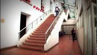 Constructción de escaleras