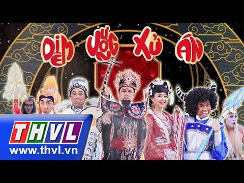 THVL | Diêm Vương xử án - Tập 14: Án ghen - Chí Tài, Lê Khánh, Đại Nghĩa, Minh Nhí