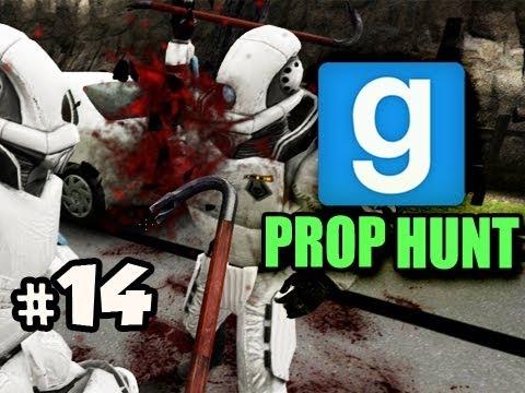 HIDING PILLOW - Gmod PROP HUNT w/Nova, Kevin & Immortal Ep.14