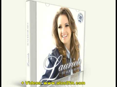 LAURIETE: TÔ NA MÃO DE DEUS - PLAYBACK ORIGINAL 100% DIGITAL