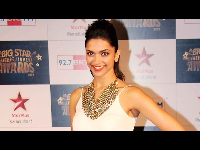 Video | 4th Big Star Entertainment Awards |  Deepika Padukone