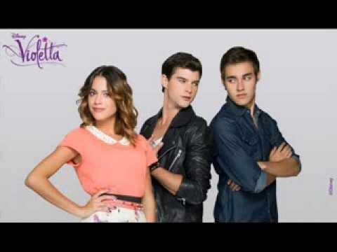 Violetta 2 CD Completo Hoy Somos Mas