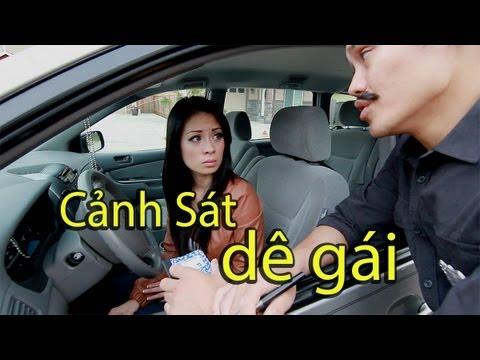 Cảnh Sát Dê Gái (from Mad TV) - 102 Productions (hài tục tỉu) Phillip Đặng & Linda Kiều Loan