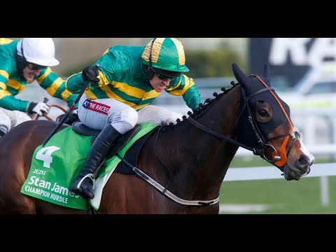 Vidéo de la course PMU THE CHAMPION HURDLE CHALLENGE TROPHY