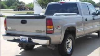 2001 Chevrolet Silverado 1500 HD Crew Cab - Paris TX videos