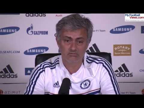 Jose Mourinho: Hazard doesn't 'sacrifice himself for team'