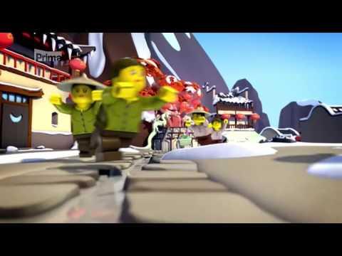 Lego Ninjago #2 - Domov