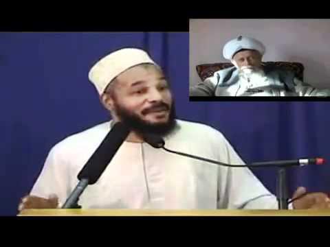 Refuting Hamza Yusuf, Nuh Hamim Keller, Nazim al-Qubrusi, Habib Ali Jifri, Haddad, Kabbani & sufis